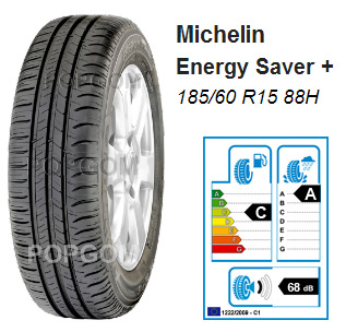 Reifenlabel Michelin Energy Saver +